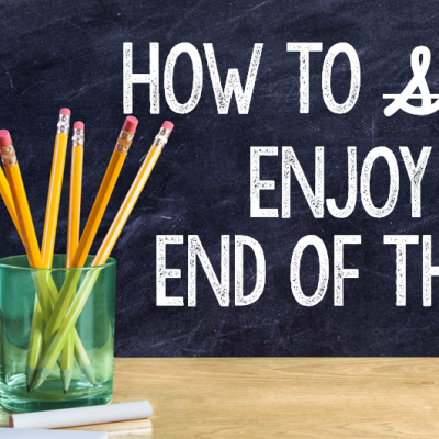 How to Enjoy (Survive) the End of the Year