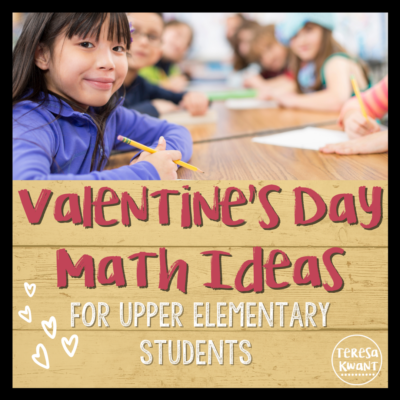 Valentine's Day Math Ideas