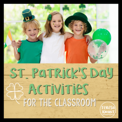 St Patrick's Day Activities in the Classroom